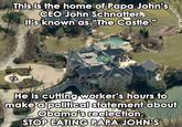 2012 Papa John's Boycott