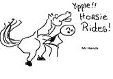 2 Guys 1 Horse / Mr. Hands