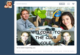 Cole Sprouse's Tumblr Experiment