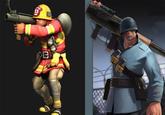 Final Combat (Team Fortress 2 Rip Off)