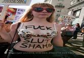 Slut Shaming