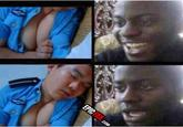 Disappointed black guy