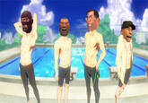 Swimming Anime