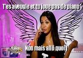 "Nabilla's ""Allô"" parodies"