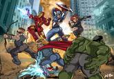 The Hawkeye Initiative