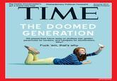 Time Magazine Cover: Me Me Me Generation