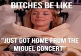 Miguel's Fan-Kicking Stage Dive