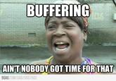 Sweet Brown / Ain't Nobody Got Time for That