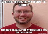 Scumbag Christian Missionary