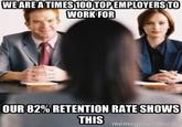 Repeatedly Rejected Graduate