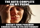 Nerd World Problems