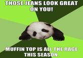 Passive Aggressive Panda