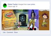 Ghetto Tracker