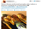 Selfies at Funerals