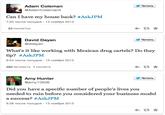 #AskJPM