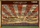 Coachella Lineup Poster Parodies