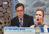Ashley Wagner's Angry Face GIF