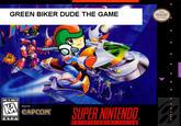 Green Biker Dude - GBD