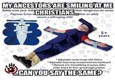 Anti-Masturbation Cross