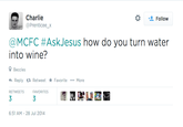 #AskJesus