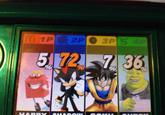 Goku in Smash Bros.