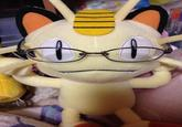 Pokemon Wearing Glasses