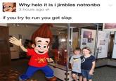 Jimbles Notronbo