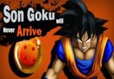 Goku in Super Smash Bros.