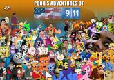 Pooh's Adventures of X