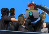 FFXV Car Driving