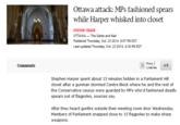 2014 Canadian Parliament Shooting