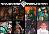 My Zombie Apocalypse Team
