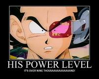 It's Over 9000!