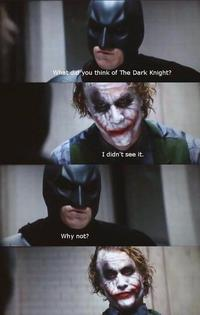 Dark Knight 4 Pane