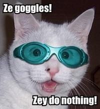 Ze-goggles-zey-do-nothing