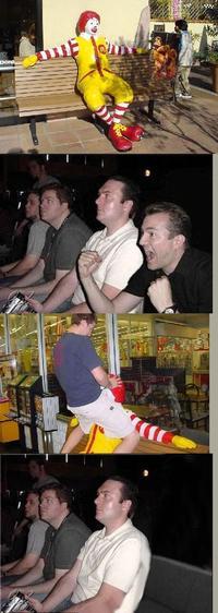 Reaction Guys / Gaijin 4Koma