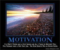 Demotivational Posters
