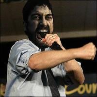 Howard Dean Scream