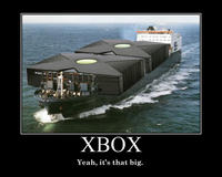 Huge Like XBox (Hueg Like Xbox)