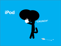 iPod Ad Spoofs/Parodies