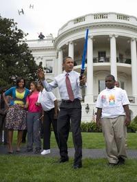 Lightsaber Obama