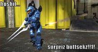 Surprise Buttsecks