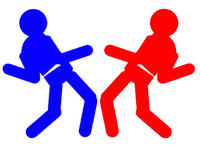 Red Guy Blue Guy