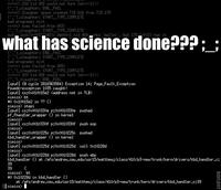 What_has_science_done