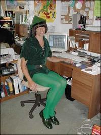 Randy Constan, Peter Pan Guy