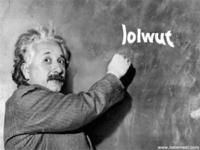 Einstein Blackboard