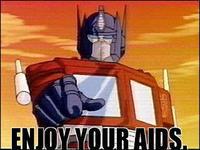 Enjoy Your AIDS