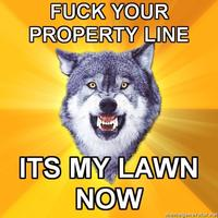 Courage-wolf_property_line