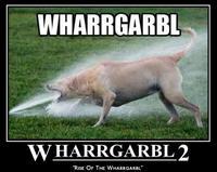 WHARRGARBL / Sprinkler Dog