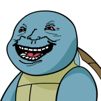 Squirtlestoned